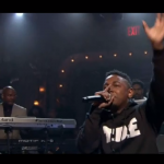 Kendrick Lamar on Jimmy Fallon with The Roots
