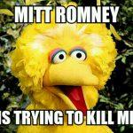 Best Mitt Romney Sesame Street Memes