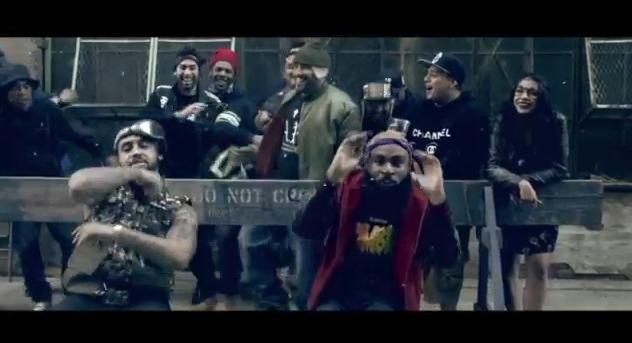 bodega bamz ft. flatbush zombies thrilla