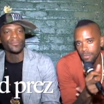 Dead Prez talks Information Age / Career Growth (Part 1)