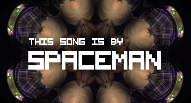 Spaceman - Gonzo