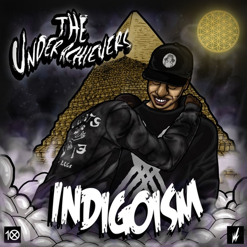 The Underachievers - Indigioism (front-large)