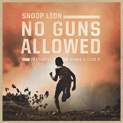 Snoop Lion- No Guns Allowed (feat. Drake & Cori B.)