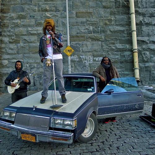 The White Mandingos - The Ghetto Is Tryna Kill Me
