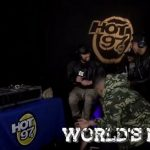 Real Late Sessions : World's Fair Freestyles with Rosenberg