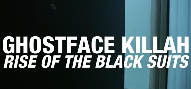 Ghostface Killah - Rise of the Black Suits [from 12RTD The Brown Tape]