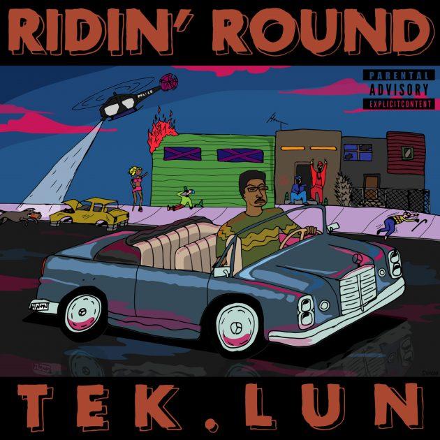 ridin round