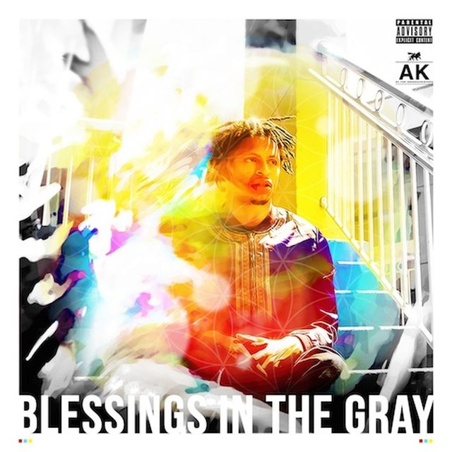 AK - Blessings in the Gray (EP)