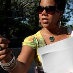 Ferguson: Police Draw Guns on Rosa Clemente, Talib & Others