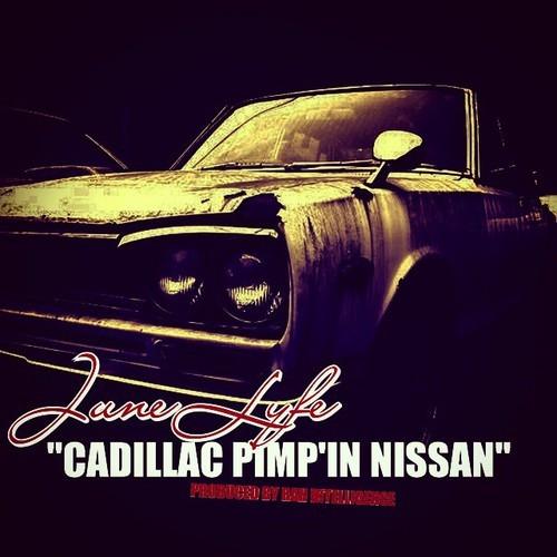 Cadillac Pimp In Nissan