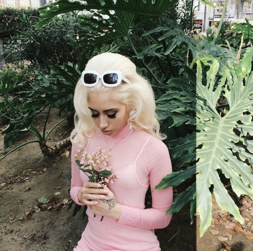 Kali Uchis – Sabor A Mi (cover)