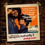"""Marco Polo f/ Tragedy, Lil Fame (of. M.O.P.), Adrian Younge & The Delfonics """"Stand Up"""" (Remix)"""